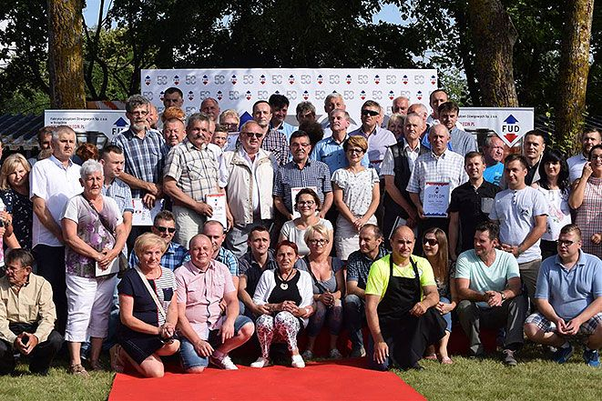 Piknik rodzinny z okazji 50-lecia FUD Bolęcin